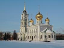 Тула Успенск. собор