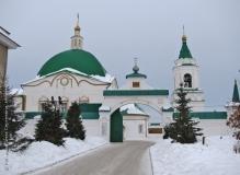 Чебоксары монастырь 1