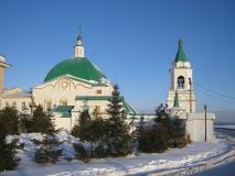Чебоксары монастырь 2