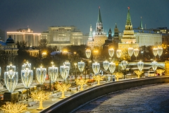 Москва НГ 3