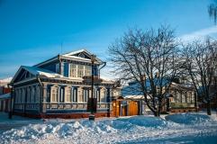 Городец зима 2