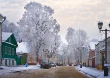 Городец зима 3