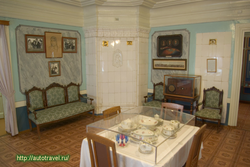 Чкаловск 4 дом