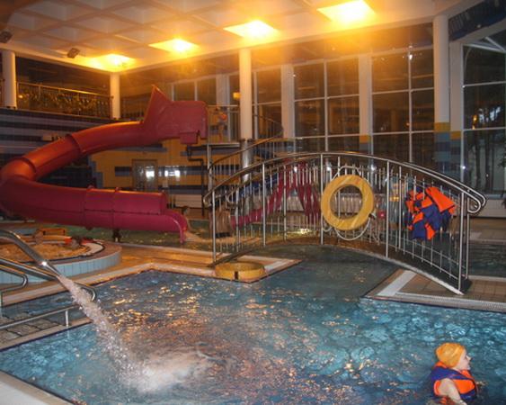 Ружан 4 бассейн