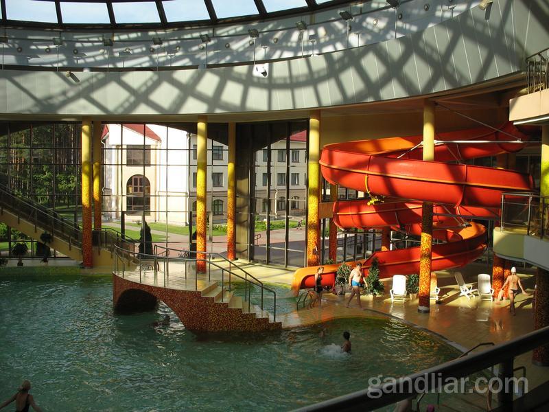 Озерный Гр. 7 аквапарк