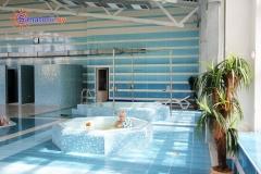 Поречье 7 ванна-бассейн