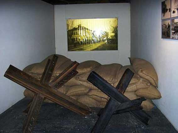 Музей обороны Москвы 3