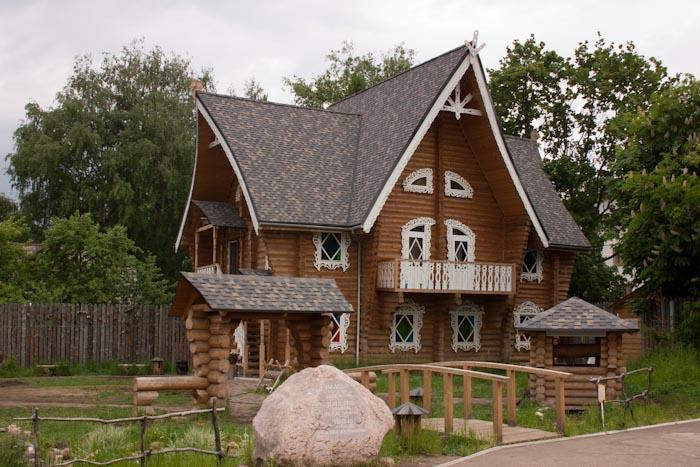 Кострома 2 дворец 2