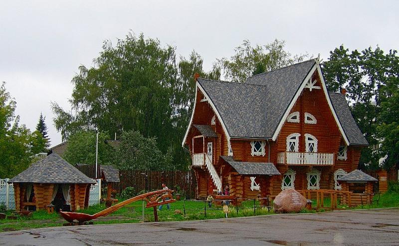 Кострома 9 общий дворец