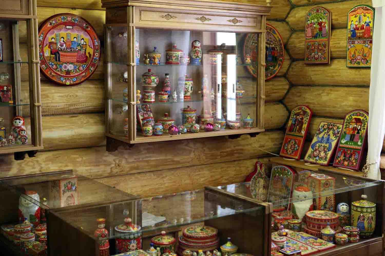 Городец 4 сувениры
