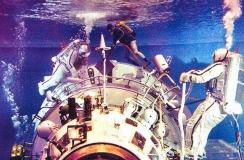 Звездный 3 в космосе