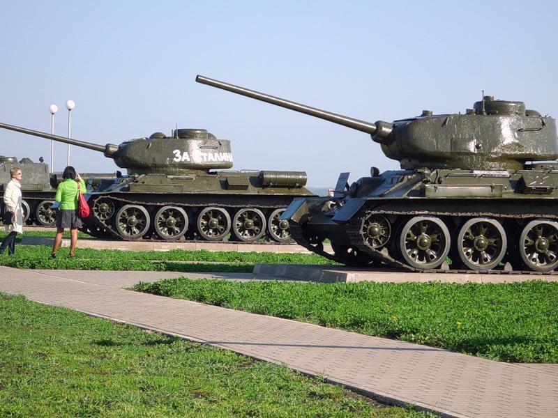Прохоровка 1 танк