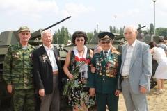 Прохоровка ветераны