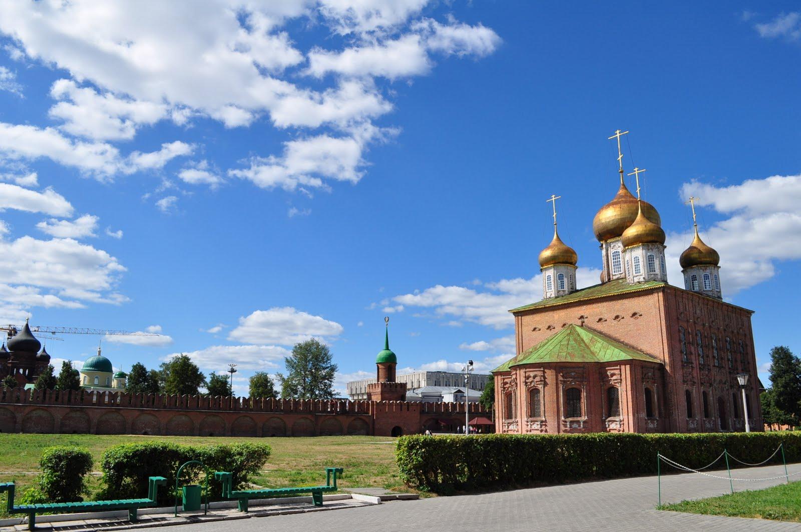 Тула Кремль 3